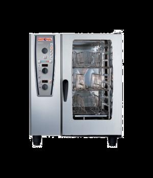"(CM P 101G) CombiMaster® Plus, gas, half size, steam generator, (10) 12"" x 20"" f"
