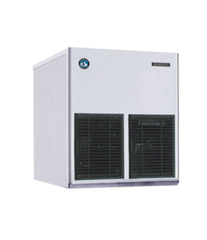 Ice Maker, Cubelet-Style, air-cooled, self-contained condenser, production capac