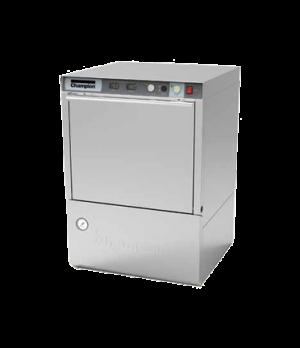 "Dishwasher, undercounter, 24""W x 25""D x 33-3/4""H, high temperature sanitizing wi"