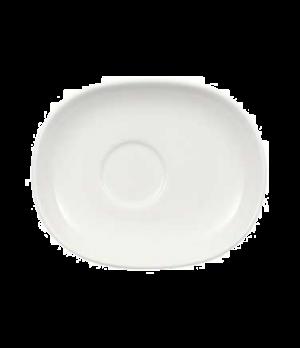 "Saucer, 3-7/8"" x 4-3/4"", premium porcelain, Urban Nature"