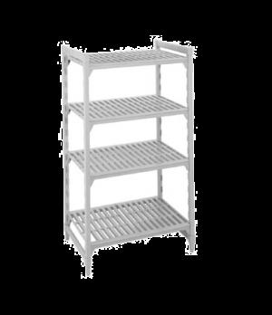 "Camshelving® Starter Unit, 21""W x 60""L x 64""H, 5 shelf, includes: four posts, 2"