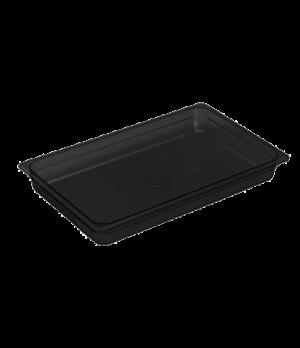 "H-Pan™, full size, 4"" deep, hi-temp plastic, polysulfone, non-stick surface, won"