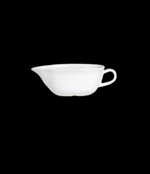 Madison Mint Boat, 4-1/2 oz., vitrified ceramic, Performance, Simplicity, White