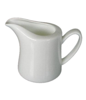 Creamer/Jug, 8-3/4 oz. (260ml), with handle, fine bone china, William