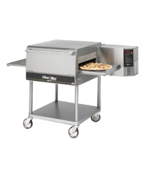 "Holman Ultra-Max® Impingement Conveyor Oven, gas, countertop, 18""W x 54""L stainl"
