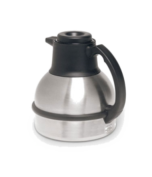36029.0001 Thermal Carafe, 1.9 liter (64 oz.), brew-thru lid, vacuum insulation,