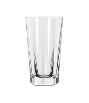 "Hi-Ball Glass, 9 oz., DuraTuff®, INVERNESS, (H 5-1/2""; T 2-7/8""; B 2-1/8""; D 2-7"