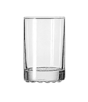"Juice Glass, 5 oz., Safedge® Rim guarantee, NOB HILL® (H 3-1/2""; T 2-1/4""; B 2-1"