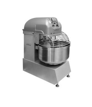 Hobart Spiral Mixer, 10.7 HP spiral motor & a 1.5 HP bowl motor, 440-pound capac
