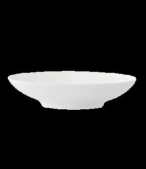 """Bowl, 11-3/4"""" x 7"""", oval, premium bone porcelain, Modern Grace"""