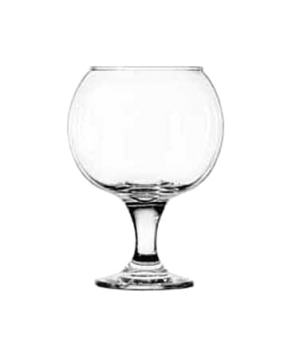 "Super Schooner Glass, 53 oz., Safedge® Rim and foot guarantee, (H 8-5/8""; T 4-1/"