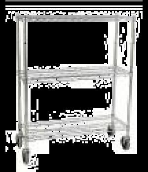 "Safety Storage Rack, 18"" x 38"" x 48-1/4"", each shelf (3) holds (6) 40 cup safety"