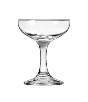 Champagne Glass, 3-1/2 oz., Safedge® Rim and foot guarantee, EMBASSY®, (H 4-1/8""