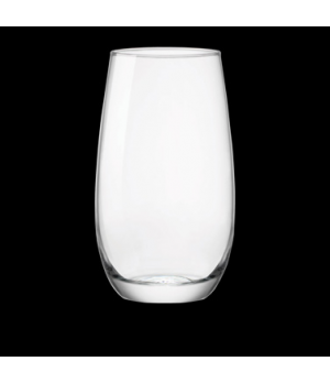 Cooler Glass, 13-1/2 oz., tempered, Bormioli, Kalix (USA stock item) (minimum =