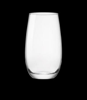 Cooler Glass, 13-1/2 oz., tempered, Bormioli, Kalix (USA stock item) (minimum =