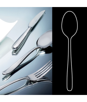 "Tea Spoon, 5-5/8"", stainless steel, La Tavola, Chill Out (USA stock item) (minim"