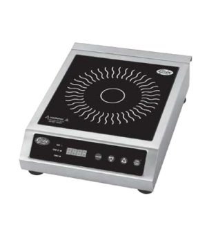 Induction Range, counter-top, electric, for continuous use, temperature ranges f