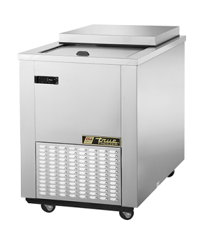 Meat Well Freezer, (1) flat top sliding lid and removable hood, 0° to -10° holdi