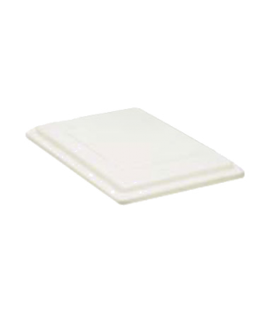 Lid, for food/tote box, clear, polycarbonate (fits 3301, 3306, 3308, 3328)
