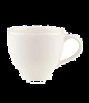 Cup #4, 6 oz., premium porcelain, Dune