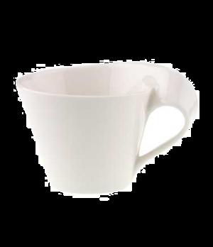 Caffe/Cappuccino Cup, 8-1/2 oz., premium porcelain, New Wave Caffe