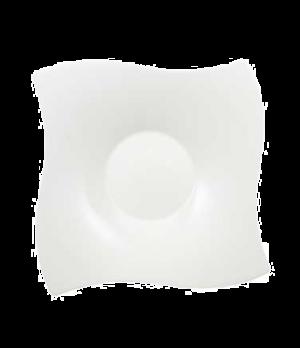 "Salad Bowl, 13-1/4"" x 13-3/4"", 68 oz., premium bone porcelain, New Wave Premium"