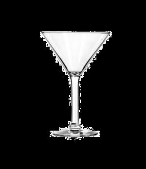 "Glass, 8-1/2 oz., Safedge® Rim guarantee, Salud GRANDE Collection, (H 6-3/4""; T"