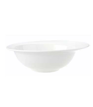 "Pasta Bowl, 13"", 85 oz., premium porcelain, Flow"