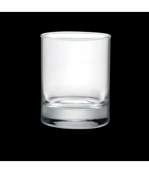 Rocks Glass, 10-1/2 oz., tempered, Bormioli, Cortina (Gina) (USA stock item) (mi