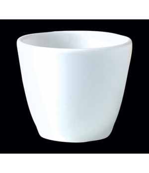 "Cup, 3 oz., 2-1/2""W x 2-1/8""H, tall, unhandled, Distinction, Monaco White (USA s"