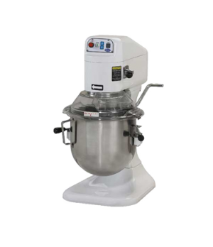 Planetary Mixer, 8 qt., countertop model, 3-fixed speed, gear driven high torque