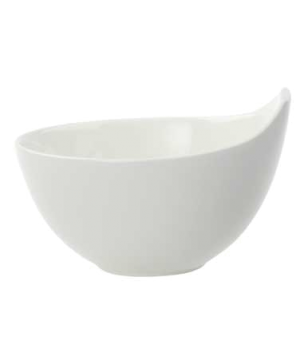 Bowl, 20 oz., premium porcelain, Urban Nature