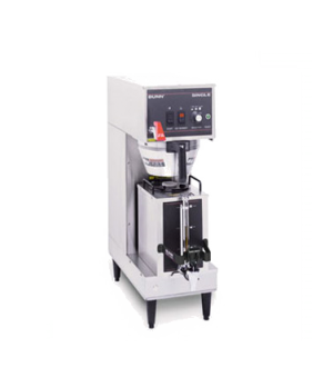 23050.0010 Single® Brewer with Portable Server, mechanical thermostat, brews 10.