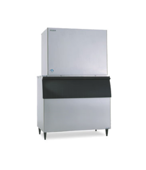 Ice Maker, Cube-Style, water-cooled, approximately 2096-lb capacity/24 hours, st