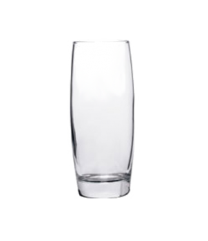 "Cooler Glass, 14-1/2 oz., glass, Arcoroc, Cooler Collection (H 6-3/8""; T 2-3/8"";"
