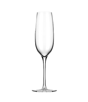 Champagne Glass, flute, 6-1/4 oz. capacity, high definition & high durability ri