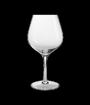 "Burgundy Wine Glass, 18-1/4 oz., Kwarx®, Chef & Sommelier, Cabernet (H 8""  M3 7/"