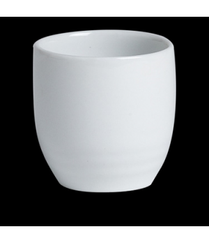 Sake Cup, 2 oz., Varick Cafe Porcelain (Canada stock item) (minimum = case quant