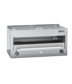 "Master Series Salamander Broiler, gas, 34"" W, Heavy Duty Range Mount, (2 20,000"