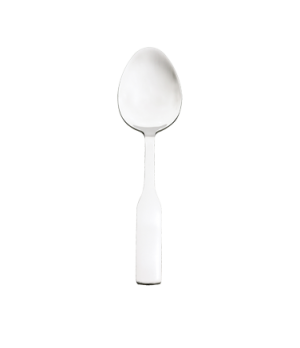 "Elegance Tablespoon, 8"", 18/0 stainless steel, mirror finish with satin finish h"