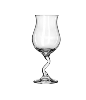 "Poco Grande Glass, 13-1/2 oz., Z-STEM, (H 7-5/8""; T 3""; B 2-7/8""; D 3-5/8"")"