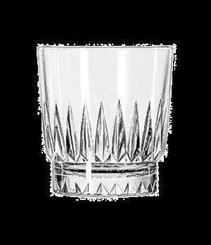 "Rocks Glass, 8 oz., DuraTuff®, WINCHESTER, (H 3-3/8""; T 3-1/8""; B 2-1/2""; D 3-1/"