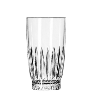 "Beverage Glass, 12 oz., DuraTuff®, WINCHESTER, (H 5-3/8""; T 3""; B 2-1/8""; D 3"")"