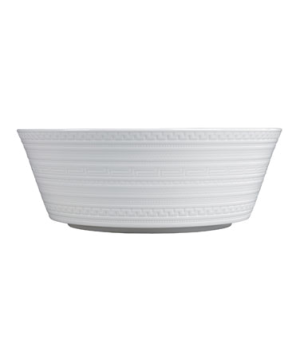 Intaglio Serving Bowl, large, dishwasher safe, bone china, white (priced per cas