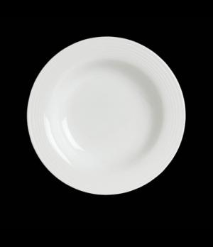 """Soup Plate, 11-3/4 oz., 9"""" dia., round, porcelain, Rene Ozorio Virtuoso (USA sto"""