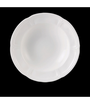 "Soup Plate, 12 oz., 9-1/2"" dia., round, rimmed, Distinction, Vogue, Monique (USA"