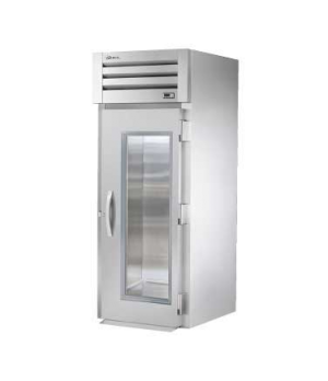 SPEC SERIES® Roll-in Refrigerator, one-section, stainless steel front & sides, (