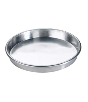 "THERMALLOY® Pizza Pan, 6"" dia. x 1-1/2"" deep, deep dish, tapered sides, 18 gaug"