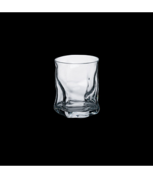 "Double Old Fashion Glass, 14-1/4 oz., 3-3/8"" x 4-1/4"", Bormioli, Sorgente (price"