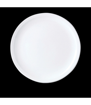 "Pizza Plate, 12-1/2"" dia., round, vitrified china, Performance, Simplicity, Carn"